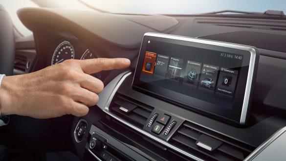 BMW 2er Active Tourer Technologie