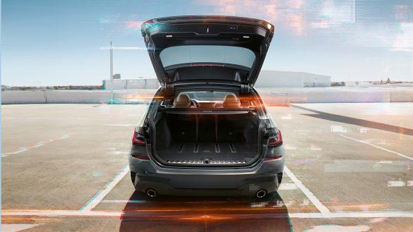 BMW 3er Touring Gepäckraum