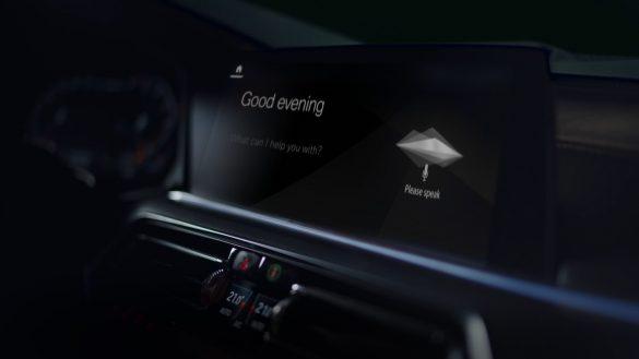 BMW 8er Cabrio Intelligent Personal Assistant