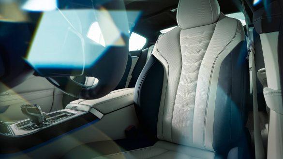 BMW 8er Gran Coupé Sitze