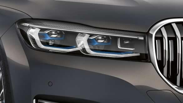 BMW 7er Limousine Laserlicht