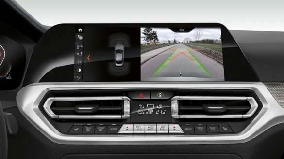 BMW 3er Limousine Parking Assistant Plus