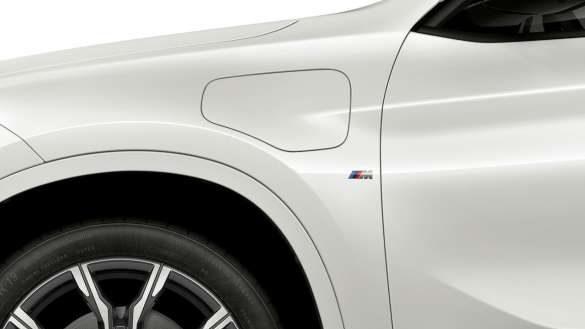BMW X1 xDrive25e Ladeanschluss