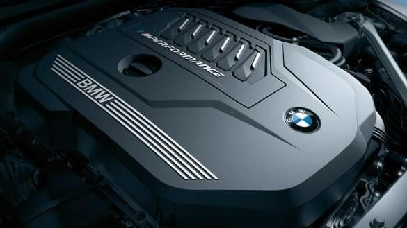 M TwinPower Turbo 6-Zylinder Benzinmotor