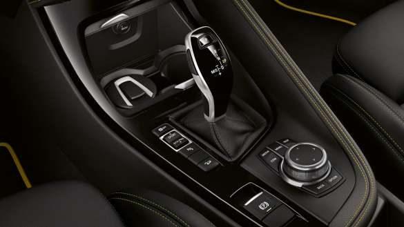 BMW X2 Sport Getriebe mit Doppelkupplung